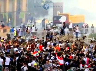 Manifestation au liban 9