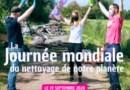 JOURNEE MONDIALE DU NETTOYAGE DE LA PLANETE