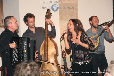 Divino Dromensa - Vassili Tcheretsky, Camille WOLFROM, Estelle Panné et Alexandre Zuanon