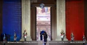 Entrée au Panthéon de Maurice Genevoix et de « Ceux de 14 » 04