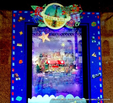 Galerie Lafayette - Noël