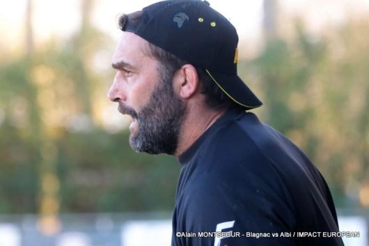 Arnaud Mela Manager d'Albi