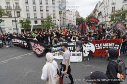 manif antifasciste 11