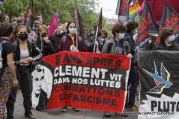 manif antifasciste 21