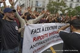 manif antifasciste 34
