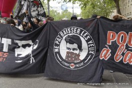 manif antifasciste 41
