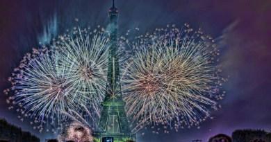 « Liberté », le thème du feu d'artifice parisien du 14 juillet