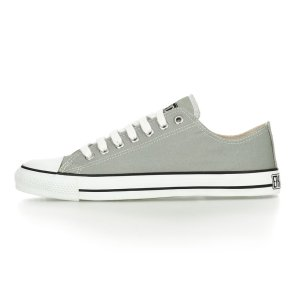 White Cap Lo Cut Classic Urban Grey | Just White