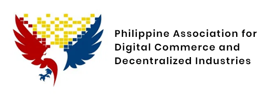 Philippine Association for Digital Commerce and Decentralized Industries logo