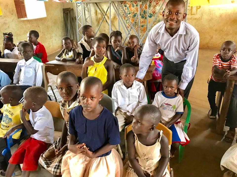 Kid's Sunday School - Impact Ministries Uganda - impactministriesuganda.com