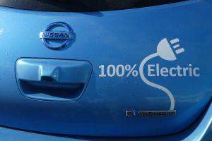 Nissan 100% electric car