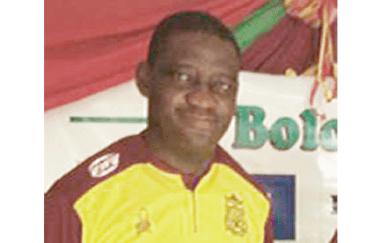 Mr Toyin Gafaar Bolowotan, owner of Bolowotan FC
