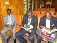 Participants at the ongoing conference