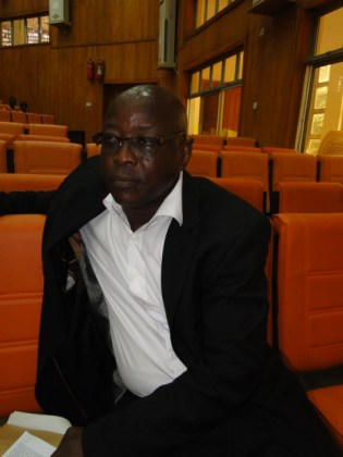 Chairman, Conference Central Committee, Mr Timothy A.G. Okeowo