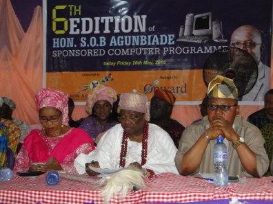 The Ayangbure of IkorpoduHRM Oba Kabiru Shotobi