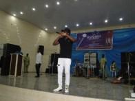 Qdot on stage