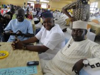 Music promoter, Bashir and other Erogbogbo guests at the awards