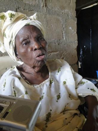 Head of Aro-Derufi Chieftaincy family of Ikorodu, Chief (Mrs) Wonuola Ajasa