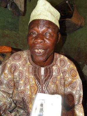 The lajetu-Oganla, Chief Sikiru Disu