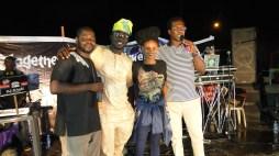 Bashexy, Olosugbo, Myrah and Oni-Orisan