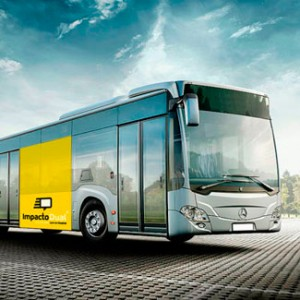 Publicidad en autobuses, urbanos, interurbanos, rutas escolares...