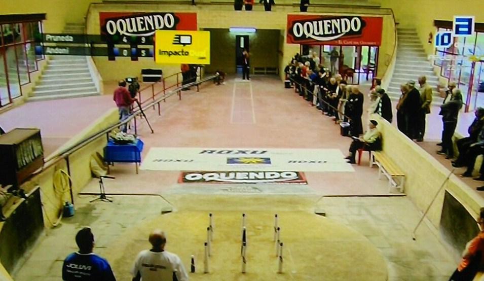 TV EVENTS IMPACTODUAL: Bolos Final Campeonato Asturias