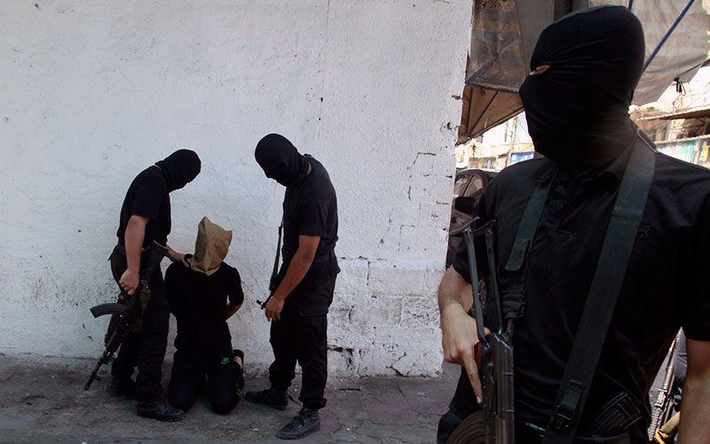 Siria: Estado Islámico crucificó a un niño cristiano de 12 años