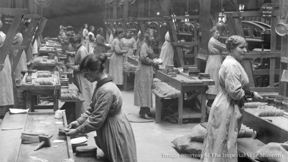 impact of the war on women in britain 1914-1919 - Home