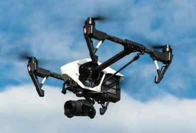 Uso de drones para salvar vidas