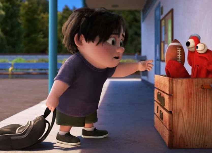 corto animado de Pixar que trata sobre acoso escolar