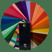 kleurenwaaier herfsttype