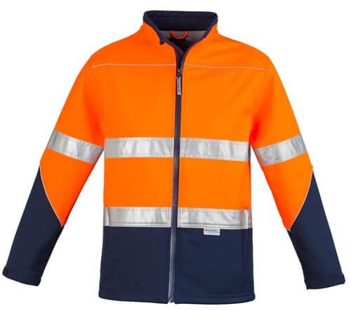 Impact Teamwear - Hi Vis Soft Shell Jacket