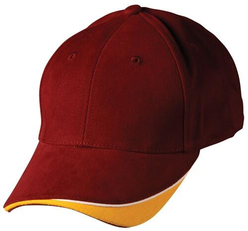 Impact Teamwear - Triple Sandwich Peak Cap