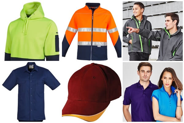 Impact Teamwear - Work and Sports Team Uniforms, Embroidery and Screen Printing