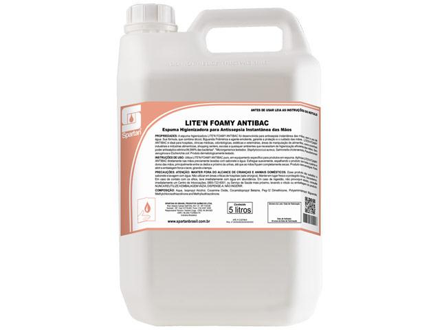 spartan-sabonete-Lite'n-Foamy-Antibac