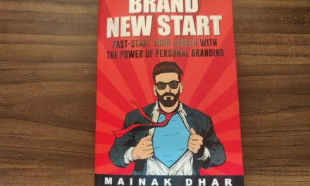 Book Review: Brand New Start by Mainak Dhar