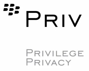 Android Blackberry Phone, PRIV by BlackBerry