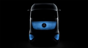 Future Truck Self-Driving Lorries