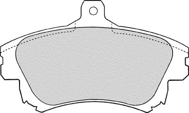 BOSCH QUIETCAST BRAKE PAD SET
