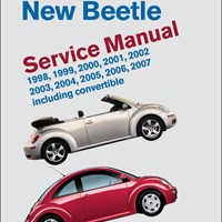 BENTLEY REPAIR MANUAL VOLKSWAGEN NEW BEETLE 1998-2002