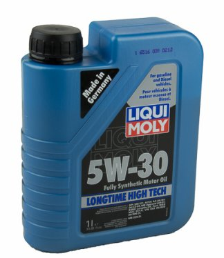 LUBRO MOLY 5W-30 FULL SYNTHETIC OIL
