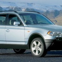 BMW X3 2004-2010 E83 CHASSIS
