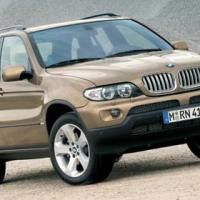 BMW X5 2000-2006 E53 CHASSIS