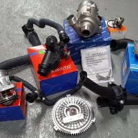 COOLING SYSTEM PARTS R320, R350
