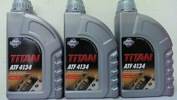 FUCHS TITAN ATF and Antifreeze