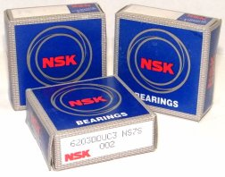 NSK Wheel Bearings and Hub Assemblies