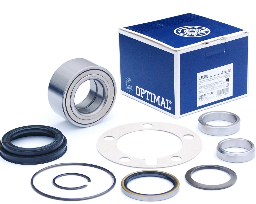 Optimal Wheel Bearings and Hub Assemblies
