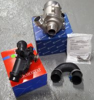 ELECTRIC WATER PUMP KIT BMW X3 E83 Chassis