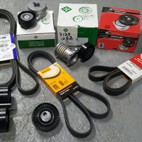 ACCESSORY BELTS AND TENSIONERS S40 V40 2000-2004