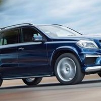 MERCEDES BENZ GL CLASS 164 CHASSIS 2007-2013